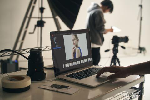 Den nye programvaren «Imaging Edge» forbedrer mobiltilkoblingen og utvider Sony-kameraenes kreative muligheter