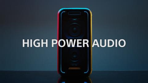 Sony High Power Audio - Animals