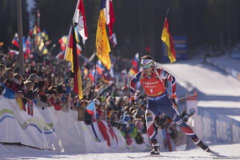 Medieplan - VM i skiskyting