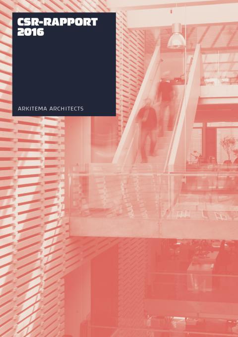 Arkitema Architects - CSR-rapport 2016