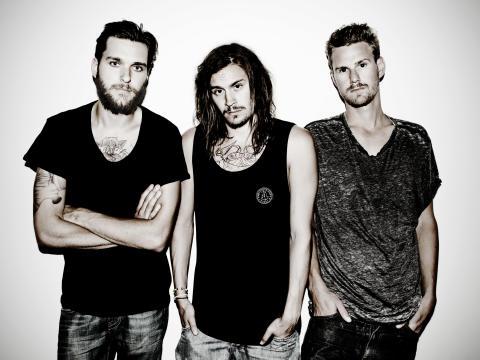 Musichelp signerar förlagsavtal med Jack Moy & Glöden.
