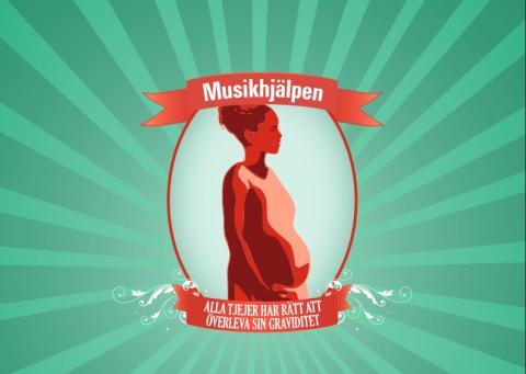 STÖD MUSIKHJÄLPEN 2013 GENOM MEDIA EVOLUTION