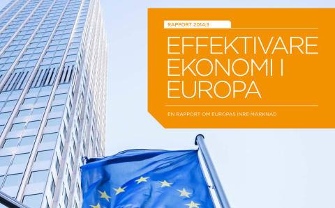 Varje stockholmare tjänar 47 000 kronor på EU:s inre marknad