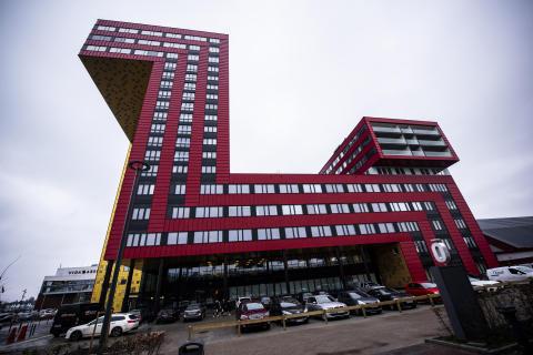 Spektakulära Icon Växjö nominerat till Årets Bygge