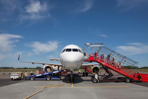 Unik resetjänst och nytt samarbete för utgående och inkommande flyg till Kalmarregionen