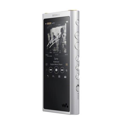 Sony complète sa série ZX avec un nouveau Walkman haut de gamme