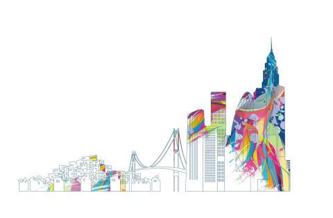 AkzoNobel ingår partnerskap med Rockefeller Foundation's 100 Resilient Cities