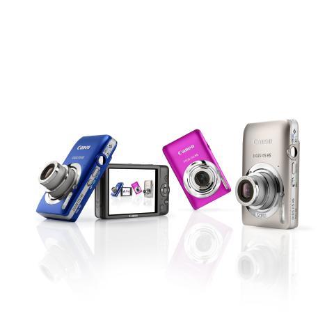 Nu lanserar Canon den eleganta, roliga och funktionsfyllda IXUS 115 HS – perfekt för bilder oavsett förhållanden