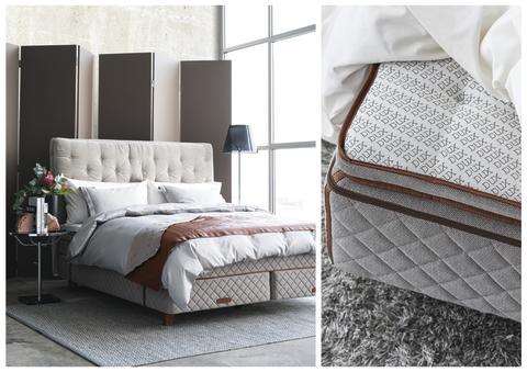 DUX lanserar ny sängkollektion under Stockholm Design Week