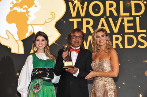 World's Most Romantic Destination 2018©World Travel Awards