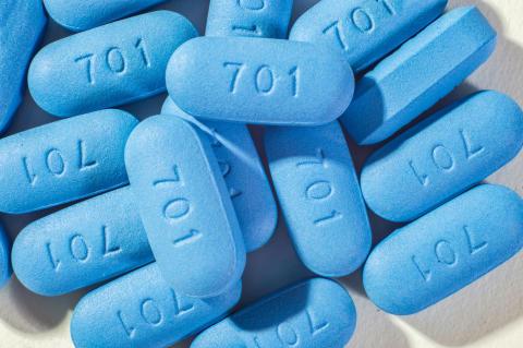PrEP reduserer nye tilfeller av hiv