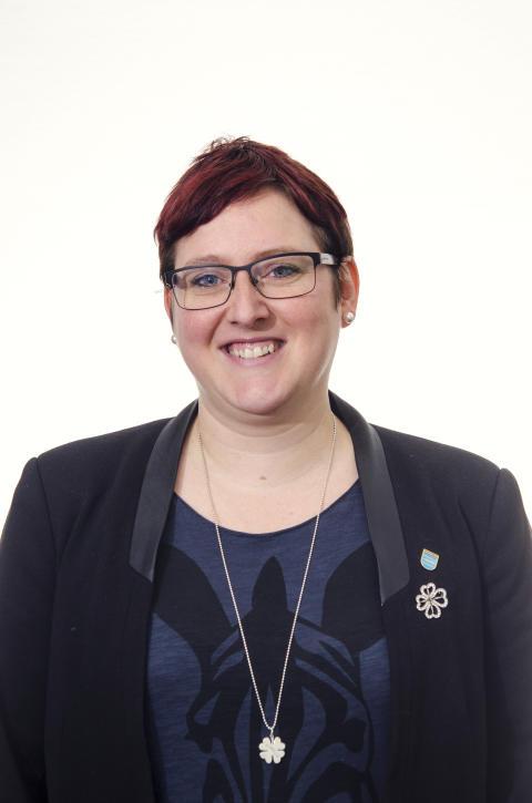 Madelaine Jakobsson(C) antagen till europeisk spetsutbildnig