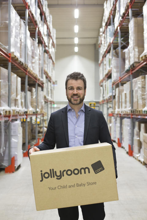 Jollyroom ökade omsättningen med 187 miljoner kronor 2015