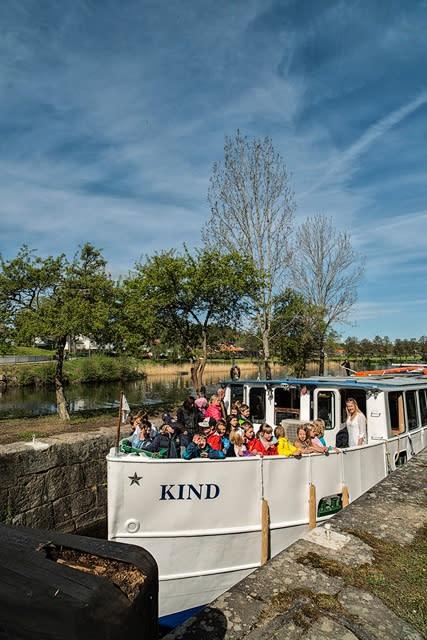 Nya broar för fotgängare och cyklister i Hjulsbro