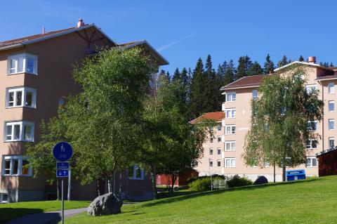 Östersundshem ny medlem i Studentbostadsföretagen
