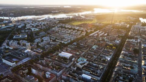 Rekordstora investeringsmöjligheter i Stockholmsregionen