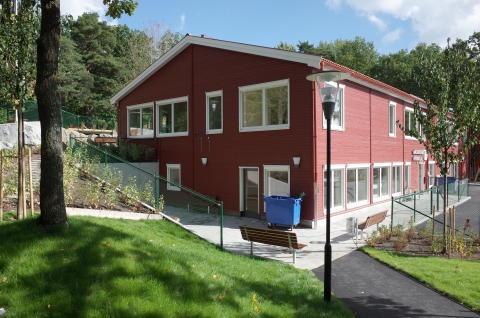 Pressinbjudan: Efter branden – invigning av nya Näckrosens förskola