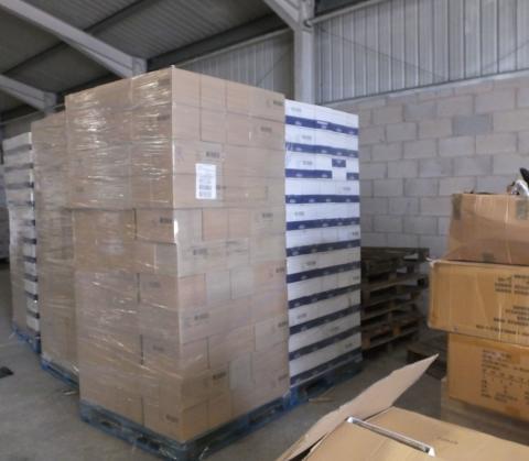 Op Fuzzy inside the warehouse 2
