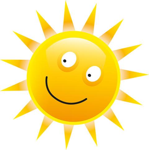 Så skiner solen på Lidingö