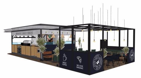 Den 26 oktober slår Wayne´s Coffee upp portarna för sitt nya kafé på A6 Gallerian i Jönköping.