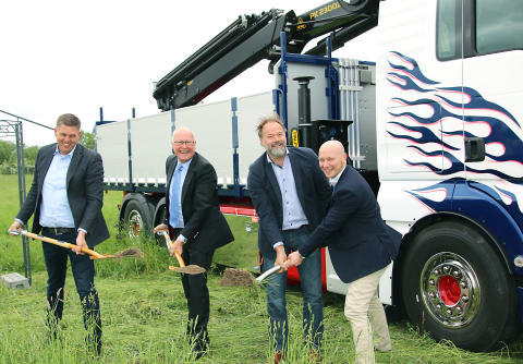 MAN Truck & Bus bygger nytt verksted i Malmø