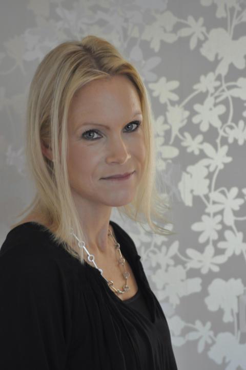 """Anna Lönnqvist debuterade 2014 med romanen """"Tills kärleken skiljer oss"""""""