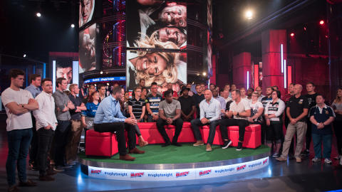 BT Sport's Rugby Tonight to be shown live on Facebook and Twitter