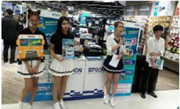 Epson Back to School Roadshow in Bangkok and Provincial
