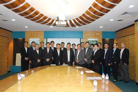 Members of PanaHome Group & MKH Berhad