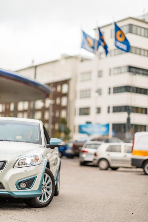 Åmål på första plats i Årets bilkommun 2012