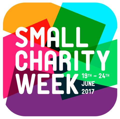 Why you should get involved in Small Charity Week 2017