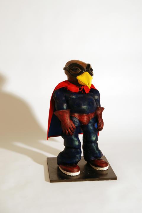 Superhjältar på Kaolin 30.1