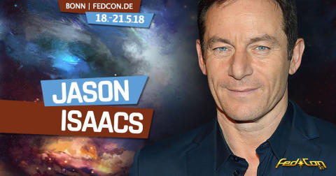 FedCon 2018: Jason Isaacs - Captain Lorca aus Star Trek Discovery kommt nach Bonn