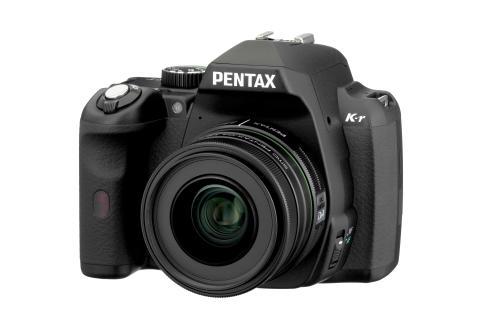 Nytt systemkamera og nytt objektiv fra Pentax