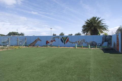 Project Playground-Muren efter