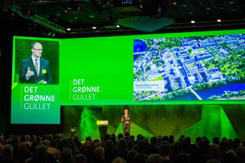 Presseinvitasjon: Enovakonferansen samler norsk næringsliv i Trondheim