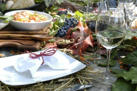 VsP food and wine