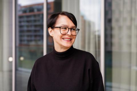 Janka Altmann ist Director Convention Sales bei Scandic Hotels Deutschland