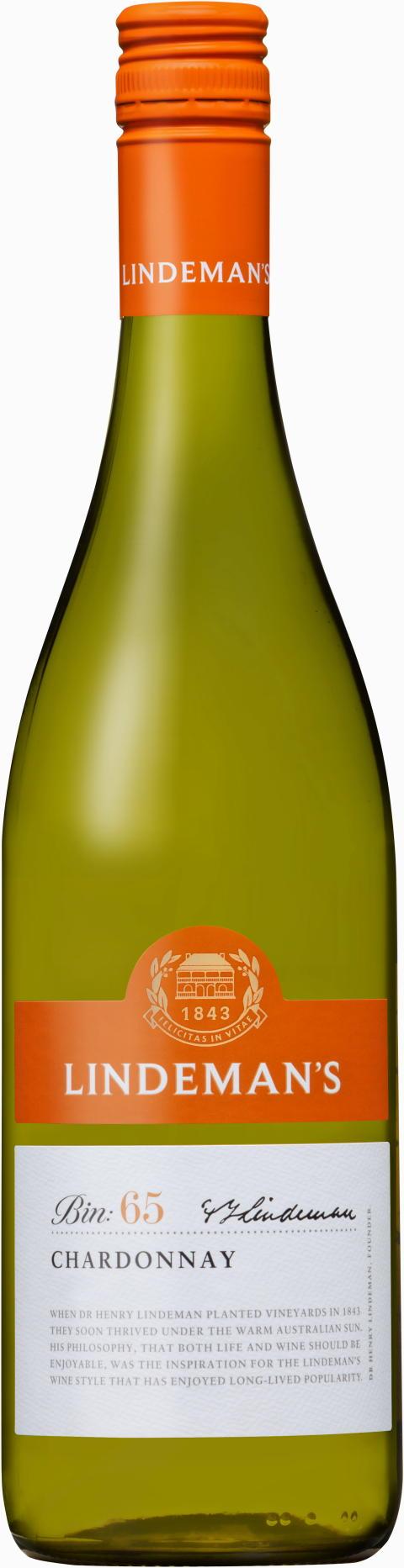 Lindemans Bin 65 Chardonnay 2015