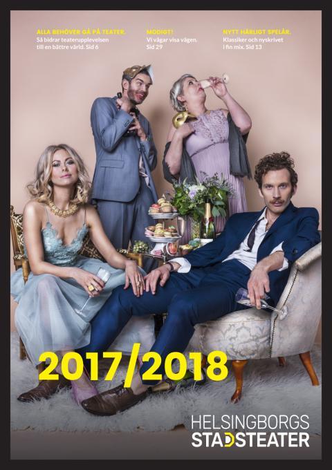 Helsingborgs stadsteaters program 2017/2018