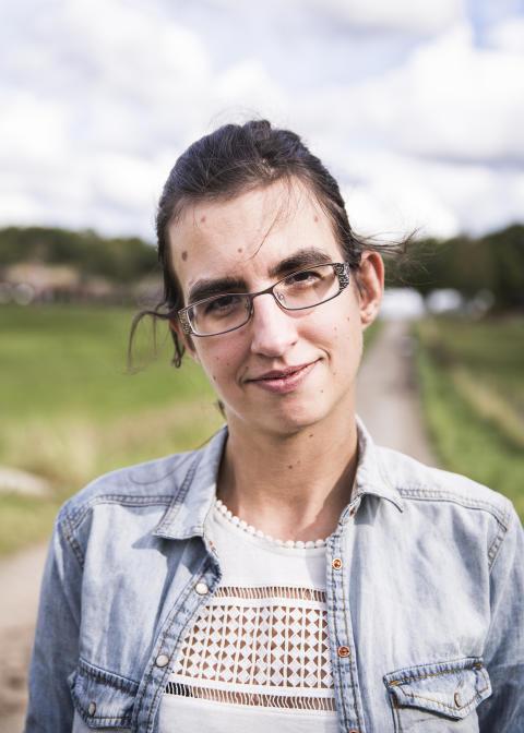 Nancy Delic, programledare Miffo-tv 2016
