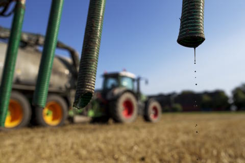 Certifierad biogödsel lyfts fram som bra exempel