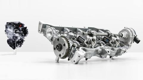 Ny teknologi og en helt ny motor
