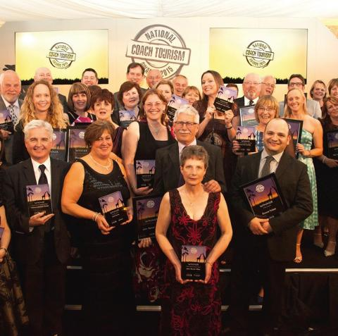 National Coach Tourism Awards 2016: Finalists announced