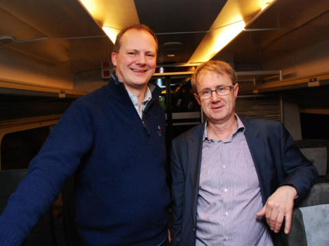 Bedre mobildekning på togene