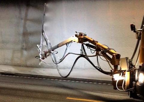 Mapei lyser opp tunneler til sykkel-VM