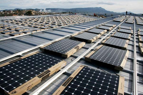SunPower carries Tenesol factory across the finish line