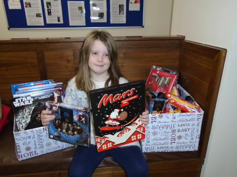 The Sick Children's Trust Thanks Local Schoolgirl For Giving A 'Helping Hand'