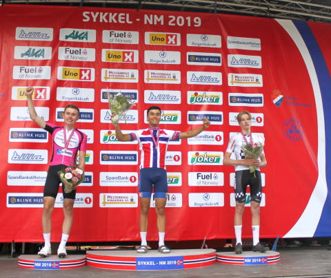 Pall M JR Fellestart 2019