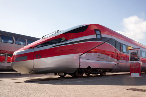 Trenitalia to participate at International Railway Summit 2016